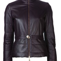 Versace Collection puffer jacket