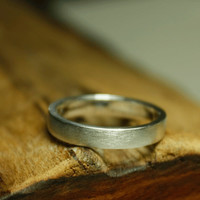 Simple S990 Silver Ring BP0020104