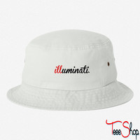 Illuminati bucket hat