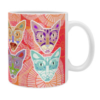 Ruby Door Mexicali Cats Coffee Mug