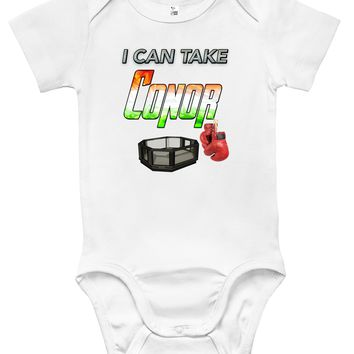 Baby Bodysuit - I Can Take Conor
