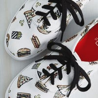 Very Important Skate Sneaker in Snacks | Mod Retro Vintage Flats | ModCloth.com