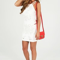Waiting On You Dress: White - Dresses - Hope's Boutique