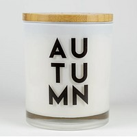 Autumn Soy Candle-Date Night