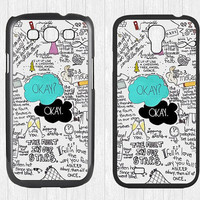 The Fault in Our Stars Samsung Galaxy S3 S4 Case,Galaxy S3 S4 Hard Case,cover skin Case for Galaxy S3 S4,More styles for you choose