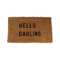 Cheeky Welcome Mat