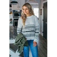 Sweet Treat Sweater-Black