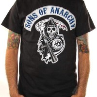 Sons Of Anarchy T-Shirt - Patch
