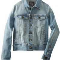 Joe's Jeans Big Girls' Denim Jacket, Deedi, Large