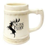 Game of Thrones Baratheon Ours Is The Fury Stein