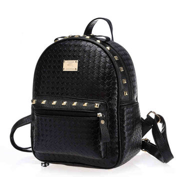 Back To School Hot Deal College On Sale Comfort Casual Simple Design Stylish Backpack [8226767047]