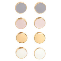 H&M 4 Pairs Earrings $5.99