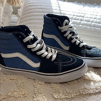 VANS classic fashion men's and women's high-top sneakers casual sports shoes