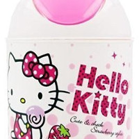 Hello Kitty Mini Trash Basket (Strawberry Ice Cream)