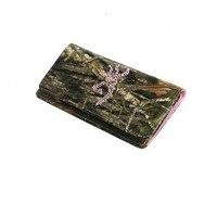 Browning Camo Bling Wallet