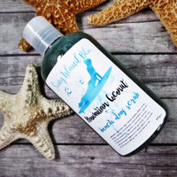 HAWAIIAN COCONUT Beach Day Scrub Body Wash