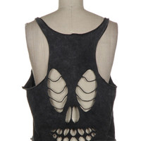 Killer Crop Tank | Bloody-Fabulous