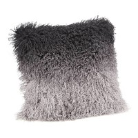 LAMB FUR PILLOW  SPECTRUM