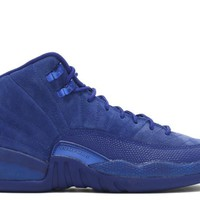 HCXX Air Jordan 12 Retro Deep Royal Blue GS
