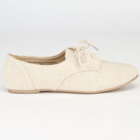 Soda Desta Girls Shoes Beige  In Sizes