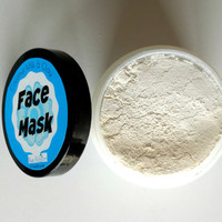 Coconut Milk and Clay Face Mask - All Natural