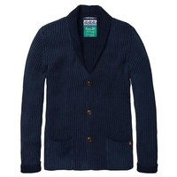 Navy Spring Cardigan By S&S