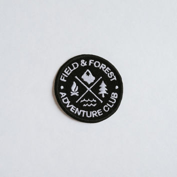 Field & Forest Adventure Club Patch