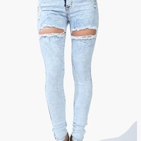 Shorty High Waist Jeans