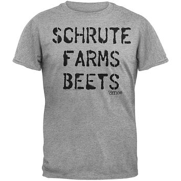 The Office - Schrute Farms Soft T-Shirt