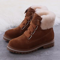 Women's UGG snow boots Martin boots DHL _1686248855-470