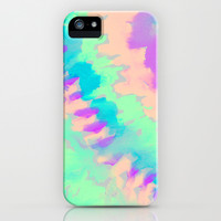 SOME KIND OF WONDERFUL iPhone & iPod Case by Rebecca Allen