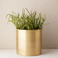 "Mod Metal 10"" Planter 