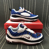 "Nike Air Max 98 OG ""Gundam"" Sports Running Shoes - Best Deal Online"