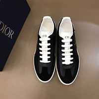 dior fashion men womens casual running sport shoes sneakers slipper sandals high heels shoes 58
