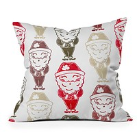 Dash and Ash I break for cookies Throw Pillow