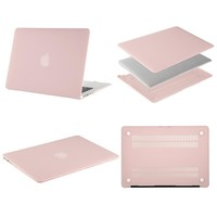 Mosiso for Macbook Air 13 13.3 Protective Hard Cover Case Model A1369 / A1466  + Keyboard Cover