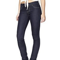 Dark Rinse High Waist Jegging