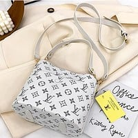 Louis Vuitton LV classic tote bag handbag fashion lady shoulder messenger bag