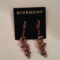 Givenchy Fashion Earrings. Never Worn!