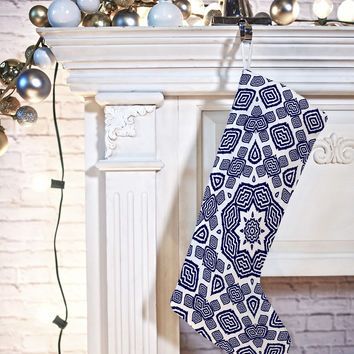 Lisa Argyropoulos Athena Indigo Stocking