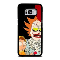 IT RICK AND MORTY Samsung Galaxy S8 Case Cover