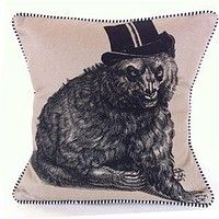 Mr. Bear Pillow