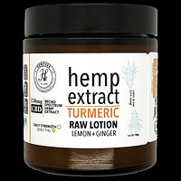 Turmeric Raw Lotion 150mg Broad Spectrum CBD