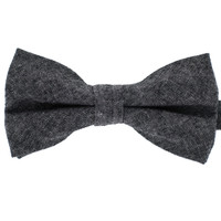 Tok Tok Designs Pre-Tied Bow Tie for Men & Teenagers (B319, 100% Cotton, Denim)