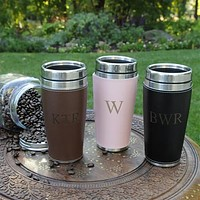 Travel Tumbler Free Personalization