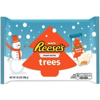 Reese's Holiday White Peanut Butter Trees, 10.8 oz - Walmart.com