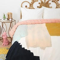 Char-Bea By Ashley G Abstract Duvet Cover - Urban Outfitters