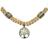 Hemp Tree of Life Necklace on Sale for $9.95 at The Hippie Shop