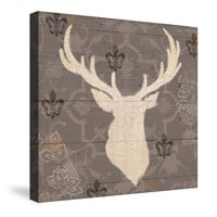 Rustic Elegance I Canvas Wall Art
