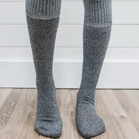 Gusty Over The Knee Socks